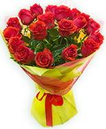 19 Adet kırmızı gül buketi  Erzincan çiçek yolla