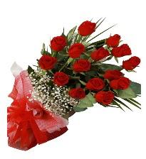 15 kırmızı gül buketi sevgiliye özel  Erzincan 14 şubat sevgililer günü çiçek