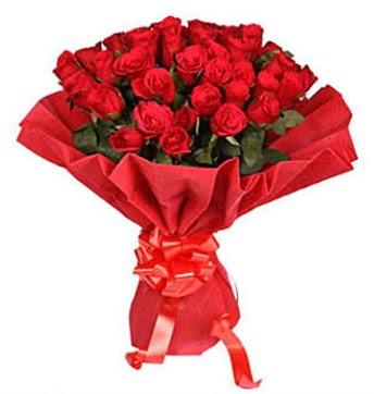 41 adet gülden görsel buket  Erzincan çiçek servisi , çiçekçi adresleri