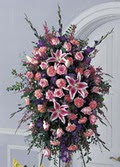 Erzincan anneler günü çiçek yolla  ferforje tanzim kazablankadan
