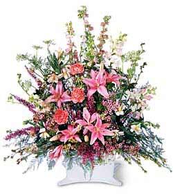 Erzincan cicekciler , cicek siparisi  mevsim çiçek aranjmani