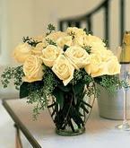 Erzincan online çiçekçi , çiçek siparişi  11 adet sari gül mika yada cam vazo tanzim