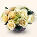 Erzincan çiçek siparişi vermek  9 adet sari gül cam yada mika vazo da  Erzincan uluslararası çiçek gönderme