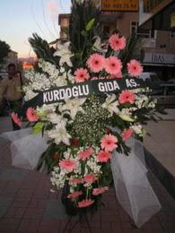 kazablanka,gerbera,sebboy ferforje  Erzincan yurtiçi ve yurtdışı çiçek siparişi