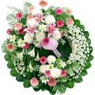 son yolculuk  tabut üstü model   Erzincan çiçek , çiçekçi , çiçekçilik