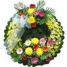 çelenk cenazeye çiçek yolla son yolculuk  tabut üstü model