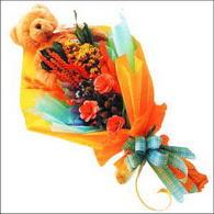 ayicik gül ve kir çiçekleri   Erzincan yurtiçi ve yurtdışı çiçek siparişi