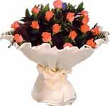 11 adet gonca gül buket   Erzincan 14 şubat sevgililer günü çiçek