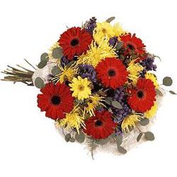 karisik mevsim demeti  Erzincan çiçek satışı
