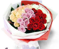 SEVENLERE ÖZEL 51 ADET GÜL  Erzincan çiçek yolla , çiçek gönder , çiçekçi