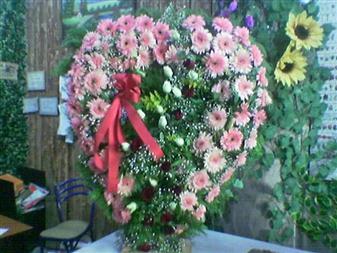 Erzincan hediye sevgilime hediye çiçek  SEVDIKLERINIZE ÖZEL KALP PANO