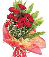 11 adet kaliteli görsel kirmizi gül  Erzincan çiçek servisi , çiçekçi adresleri