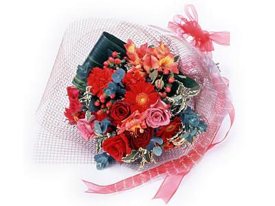 Karisik buket çiçek modeli sevilenlere  Erzincan çiçek , çiçekçi , çiçekçilik