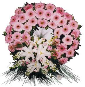 Cenaze çelengi cenaze çiçekleri  Erzincan çiçek yolla