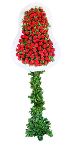 Dügün nikah açilis çiçekleri sepet modeli  Erzincan uluslararası çiçek gönderme