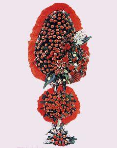 Dügün nikah açilis çiçekleri sepet modeli  Erzincan hediye sevgilime hediye çiçek