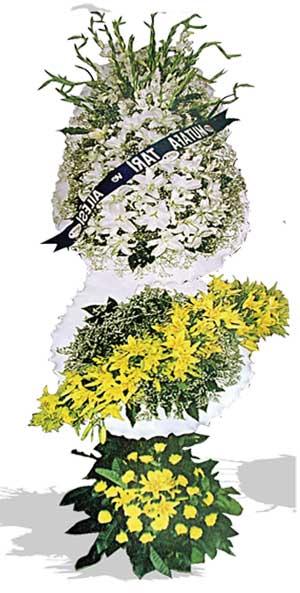 Dügün nikah açilis çiçekleri sepet modeli  Erzincan çiçek mağazası , çiçekçi adresleri