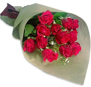 Uluslararasi çiçek firmasi 11 adet gül yolla  Erzincan çiçekçiler
