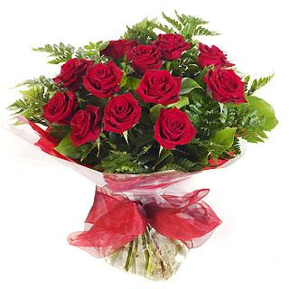 Ucuz Çiçek siparisi 11 kirmizi gül buketi  Erzincan çiçek siparişi sitesi