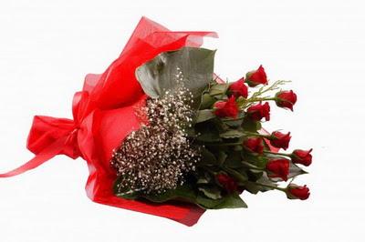 Erzincan online çiçekçi , çiçek siparişi  11 adet kirmizi gül buketi çiçekçi