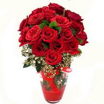 Erzincan online çiçekçi , çiçek siparişi   9 adet kirmizi gül
