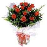 Erzincan çiçek mağazası , çiçekçi adresleri  9 adet güzel bir gül buketi