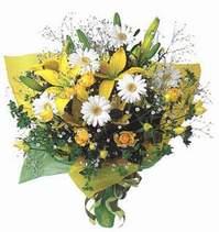 Erzincan kaliteli taze ve ucuz çiçekler  Lilyum ve mevsim çiçekleri