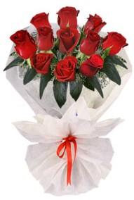 11 adet gül buketi  Erzincan çiçek gönderme sitemiz güvenlidir  kirmizi gül