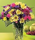 Erzincan çiçek siparişi vermek  Mevsim çiçekleri vazo tanzim sevdiklerinize çiçek