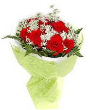 Erzincan çiçek mağazası , çiçekçi adresleri  7 adet kirmizi gül buketi tanzimi