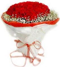 Erzincan İnternetten çiçek siparişi  41 adet kirmizi gül buketi