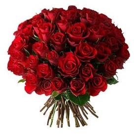Erzincan çiçek mağazası , çiçekçi adresleri  33 adet kırmızı gül buketi