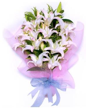 5 dal kazablankadan muhteşem buket  Erzincan güvenli kaliteli hızlı çiçek