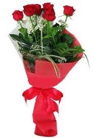 Çiçek yolla sitesinden 7 adet kırmızı gül  Erzincan çiçek yolla , çiçek gönder , çiçekçi