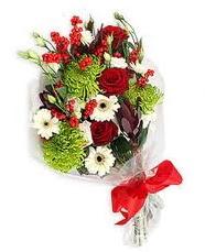 Kız arkadaşıma hediye mevsim demeti  Erzincan çiçek gönderme