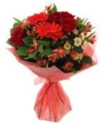 karışık mevsim buketi  Erzincan çiçek gönderme sitemiz güvenlidir