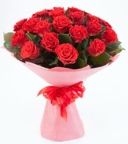 12 adet kırmızı gül buketi  Erzincan online çiçekçi , çiçek siparişi