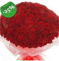 151 adet sevdiğime özel kırmızı gül buketi  Erzincan online çiçekçi , çiçek siparişi
