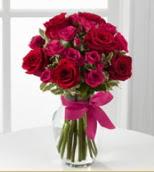 21 adet kırmızı gül tanzimi  Erzincan çiçek satışı