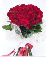 41 adet görsel şahane hediye gülleri  Erzincan anneler günü çiçek yolla