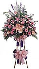 Erzincan çiçek siparişi vermek   Ferforje Pembe kazablanka