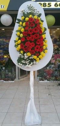 Tek katlı düğün nikah açılış çiçeği  Erzincan çiçek yolla