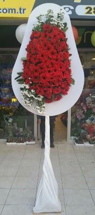 Tek katlı düğün nikah açılış çiçeği  Erzincan çiçekçi telefonları