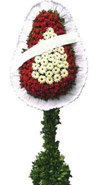 Çift katlı düğün nikah açılış çiçek modeli  Erzincan uluslararası çiçek gönderme