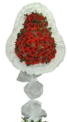 Tek katlı düğün nikah açılış çiçek modeli  Erzincan çiçek satışı