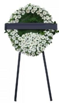 Cenaze çiçek modeli  Erzincan ucuz çiçek gönder