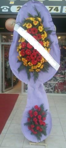 Çift katlı nikah düğüne çiçek modeli  Erzincan çiçek gönderme sitemiz güvenlidir