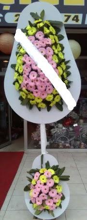 Çift katlı düğün nikah açılış çiçeği  Erzincan hediye çiçek yolla