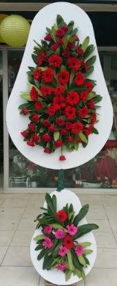 Çift katlı düğün nikah açılış çiçek modeli  Erzincan çiçek gönderme sitemiz güvenlidir