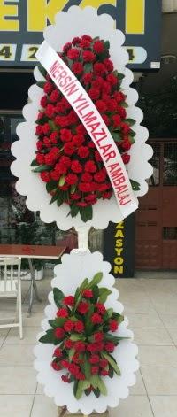 Çift katlı düğün nikah çiçeği modeli  Erzincan güvenli kaliteli hızlı çiçek